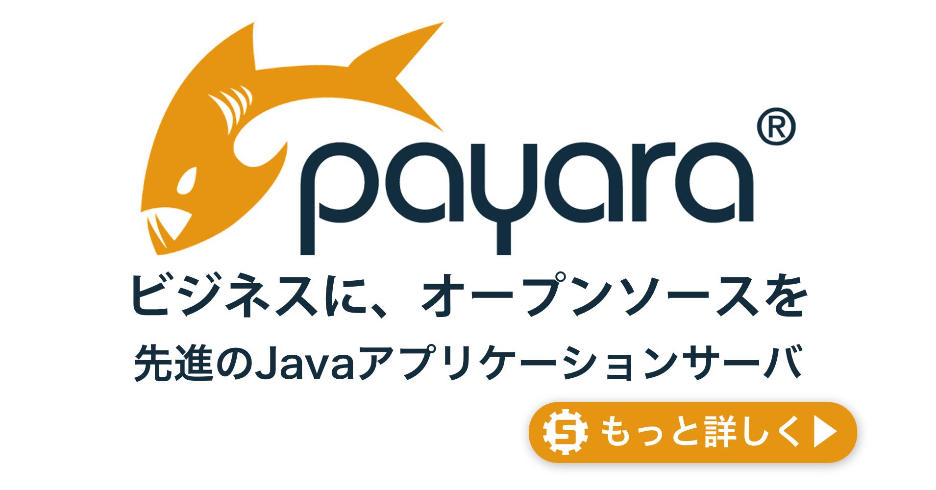Payara Services Ltd社とパートナー契約を締結いたしました